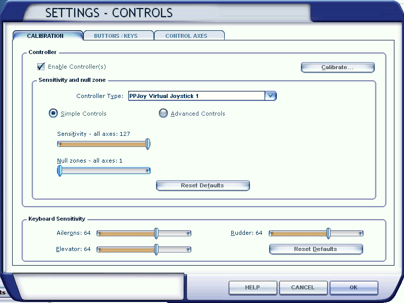 Instructions for FSX | Touch Pilot